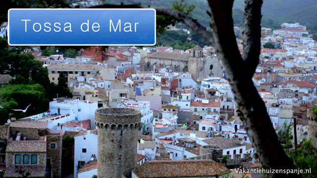 Tossa de Mar Spain  city pictures gallery : Tossa de Mar reisinformatie, video en recensies