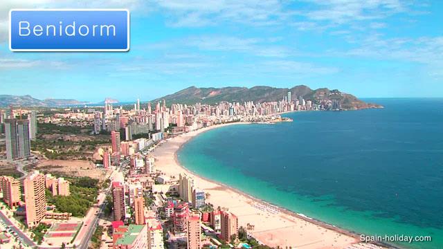 Benidorm Costa Blanca Travel Guide Video Reviews