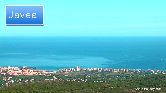 holiday guide to javea  costa blanca  u2013 facts  video