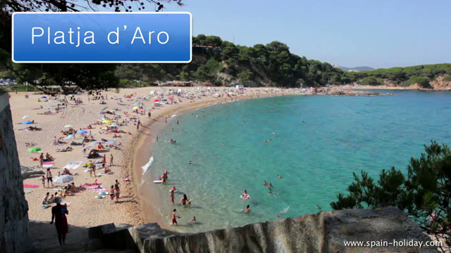Playa D Aro Girona Holiday Guide Video Facts And Reviews